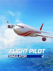 Flight Pilot Simulator 3D Mod Apk Download 5