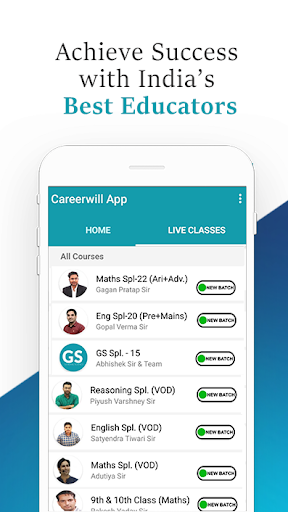 Careerwill App 1.42 Screenshots 6