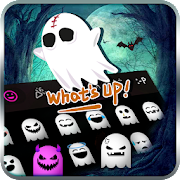 Scary Ghost Emoji Stickers