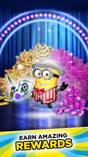 Minion Rush: Despicable Me Official Game 7.6.0g Screenshots 8