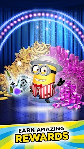 Minion Rush: Despicable Me APK MOD 8.0.3a (Unlimited Money) 8