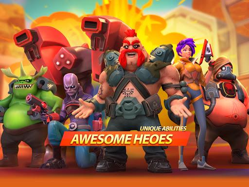Mad Heroes - Frag Hero Shooter  Screenshots 6