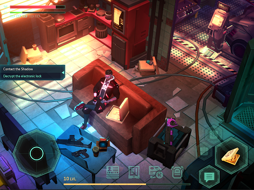 Cyberika: Action Cyberpunk RPG 0.9.3-rc152 screenshots 9