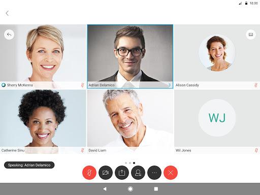 Cisco Webex Meetings 40.8.1 Screenshots 8