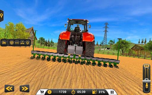 Drive Farming Tractor Cargo Simulator ud83dude9c 2021  screenshots 5