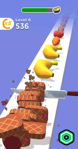 Super Slices - Free Robux - Roblominer  Screenshots 6