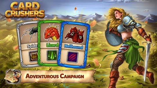 Card Crushers: Multiplayer monster battle CCG 3