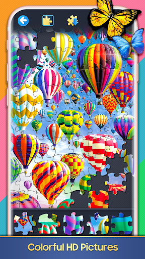 Jigsaw Puzzles World - Puzzle Games  screenshots 2