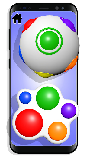 Fidget Toys Calming Games Sensory kit anti anxiety  screenshots 4