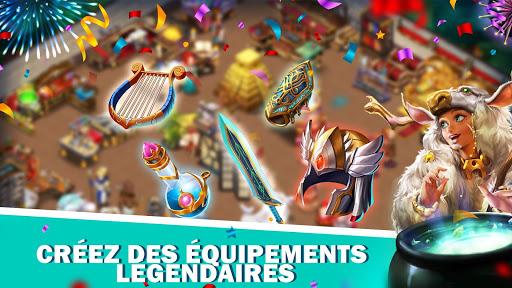 Télécharger Shop Heroes: Magnat des RPG apk mod screenshots 2