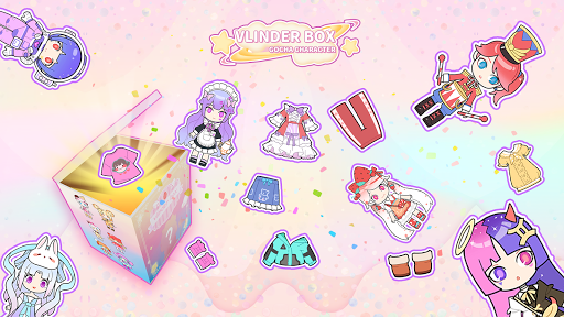Vlinder Boxuff1aGoCha Character & Dress Up Games 1.0.20 screenshots 2