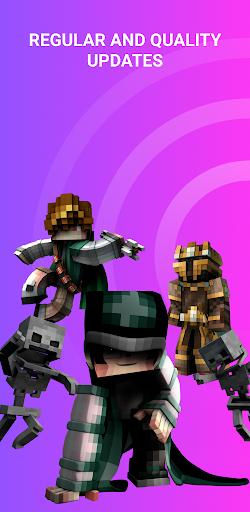 Mods, Maps, Skins for Minecraft PE 9.0 Screenshots 2