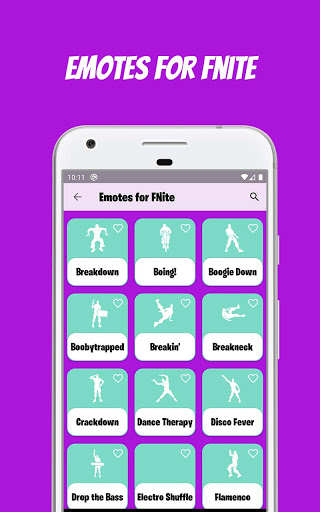 iMotes | Dances & Emotes Battle Royale 2.7 Screenshots 2