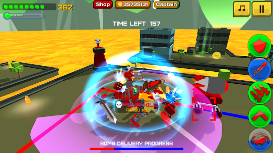 Armored Squad: Mechs vs Robots 10