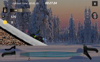 Sled Bandit - Snowmobile Racing Game
