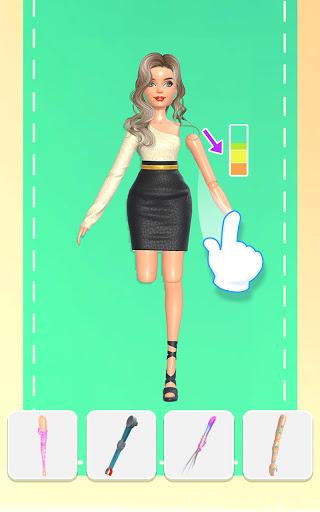 Doll Makeover 1.0.4 screenshots 13