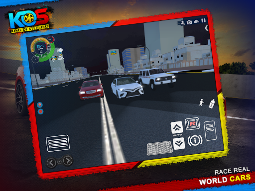 King of Steering KOS- Car Racing Game apkmr screenshots 18