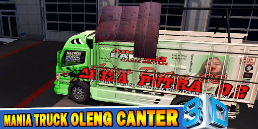 Mania Truck Oleng Simulator Indonesia 2021 1.0.0 screenshots 9