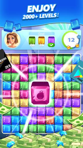 Lucky Diamond u2013 Jewel Blast Puzzle Game to Big Win 1.1.30 Screenshots 4