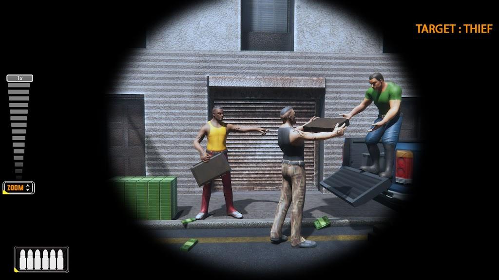 Sniper 3D Assassin Fury: FPS Offline games 2021  poster 0