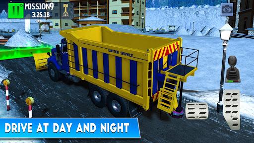 Winter Ski Park: Snow Driver 1.0.3 screenshots 5