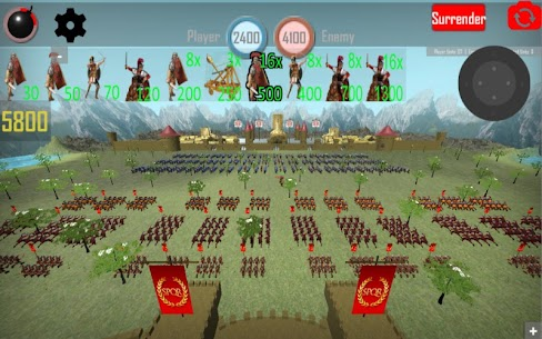 Roman Empire: Caesar Wars 1.4 Mod APK with Data 1