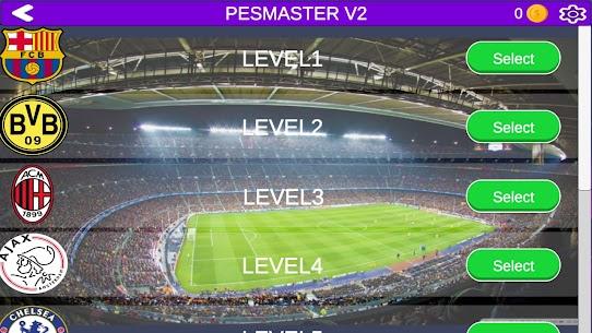 Free PesMaster V2 2021 Apk Download 2021 4