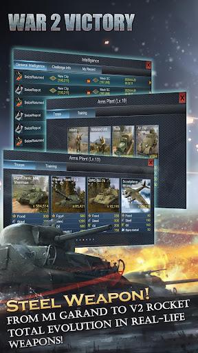 War 2 Victory apktram screenshots 7