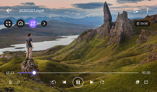 KMPlayer - All Video Player & Music Player android2mod screenshots 9