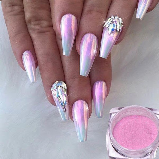 Acrylic Nails Step by step  screenshots 6