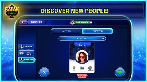 Batak Club - Online & Offline Spades Game 7.1.28 screenshots 6
