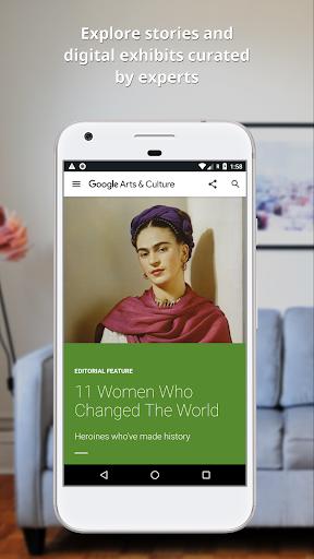 Google Arts & Culture android2mod screenshots 7
