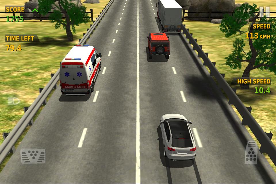 Traffic Racer poster 6