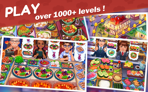 Cooking Voyage - Crazy Chef's Restaurant Dash Game 1.4.4+3878cd2 screenshots 14