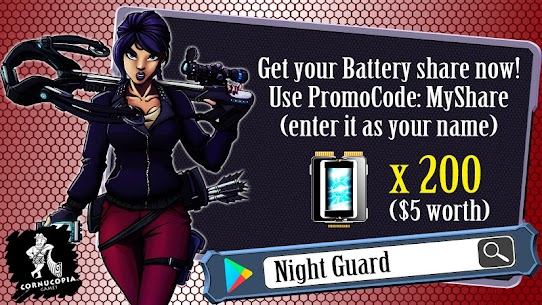 Night Guard Hack for Android and iOS 1