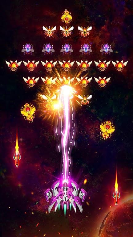 Space Shooter: Alien vs Galaxy Attack (Premium) poster 3