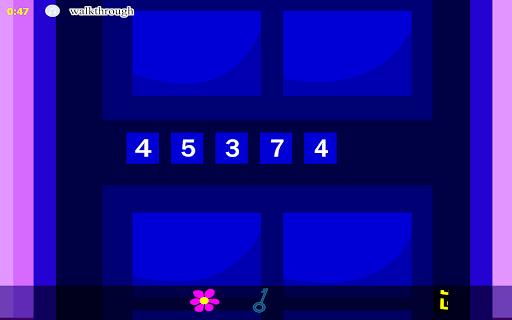 blue room escape games screenshot 2