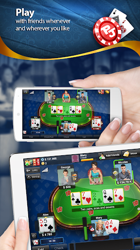 Poker Jet: Texas Holdem and Omaha  Screenshots 1
