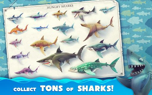Hungry Shark World  screenshots 11