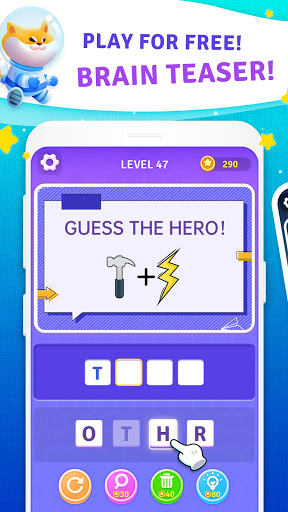 BrainBoom: Word Brain Games, Brain Test Word Games apkpoly screenshots 15