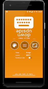 Upside Down Text Keyboard MOD Apk 1 (Unlimited Money) 1