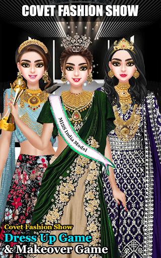 Covet Fashion Show - Dress Up Game & Makeover Game 1.0.3 screenshots 1