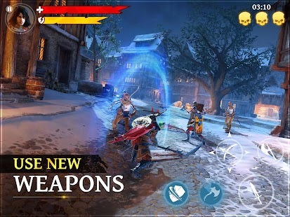 Iron Blade: Medieval Legends RPG Screenshot