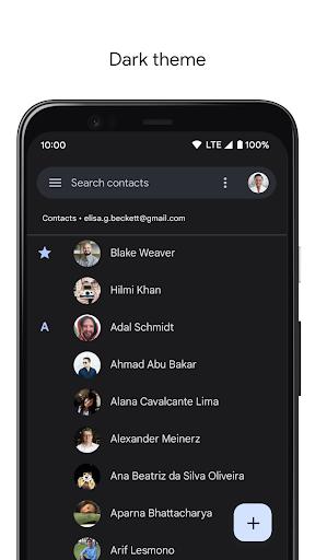 Contacts apktram screenshots 3
