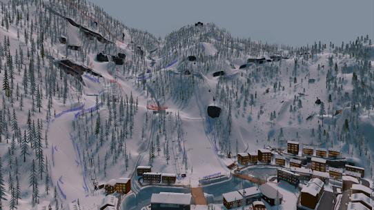 Grand Mountain Adventure Snowboard Premiere Hileli Apk Güncel 2021** 4