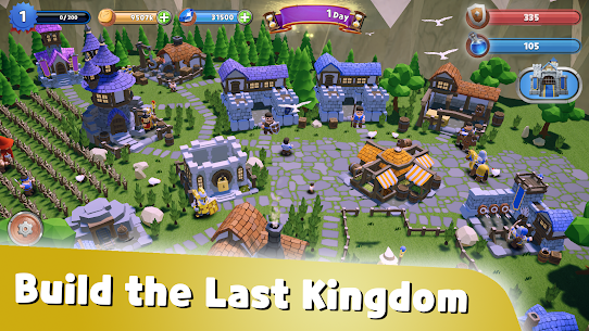 Last Kingdom: Defense Mod Apk (Unlimited Gold/Diamonds) 1