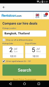 Bangkok Car Rental Thailand For Pc – Windows 10/8/7 64/32bit, Mac Download 3