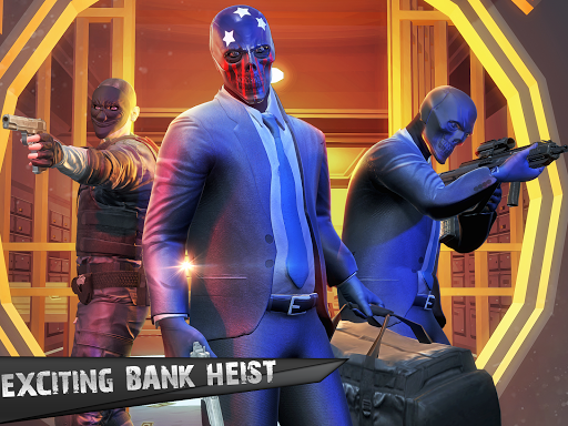 City Gangster Bank Robbery 2020 screenshot 11