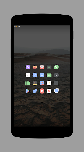 Delta - Icon Pack apktram screenshots 4