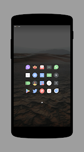 Delta - Icon Pack Screenshot